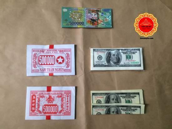 Khái niệm tiền âm phủ