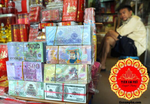 Địa chỉ kinh doanh tiền âm phủ uy tín tại Miền Bắc