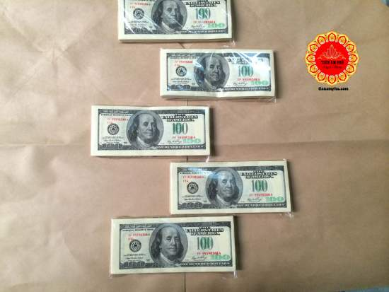 Các loại tiền âm phủ được tìm mua nhiều nhất hiện nay