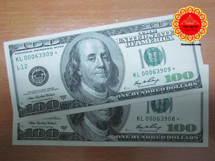 Các loại tiền âm phủ hiện nay