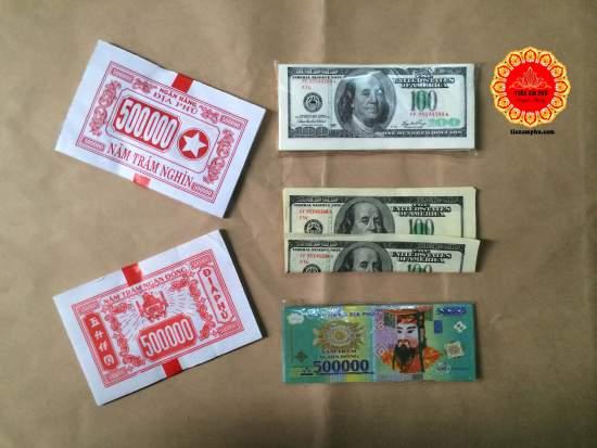 Đơn vị kinh doanh vàng mã nổi tiếng nhất tại Hà Nội