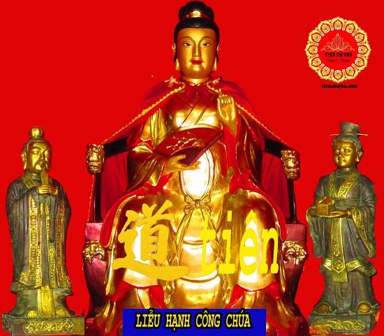 Đền Bà Kiệu hiện đang thờ ai