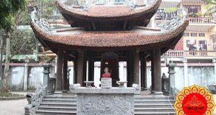 Đền thờ Hai Bà Trưng- Đền Đồng Nhân