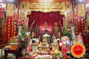 Đền Bạch Mã- Một trong tứ trấn Thăng Long