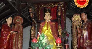 Bí ẩn về Thần tích thần Linh Lang- Thăng Long tứ trấn
