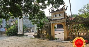 Tìm hiểu về Đình Yên Hòa và Miếu, Đình Vĩnh Trung