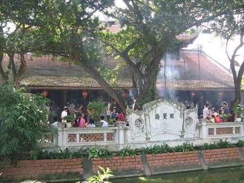 Thiết kế chùa Hà Hà Nội