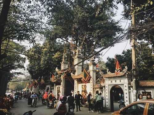 Lịch sử chùa hà