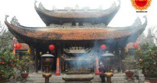 Hội Đền Đô (Đền Lý Bát Đế) ở làng Đình Bảng Từ Sơn