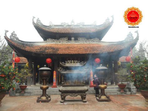 đền đô từ sơn bắc ninh