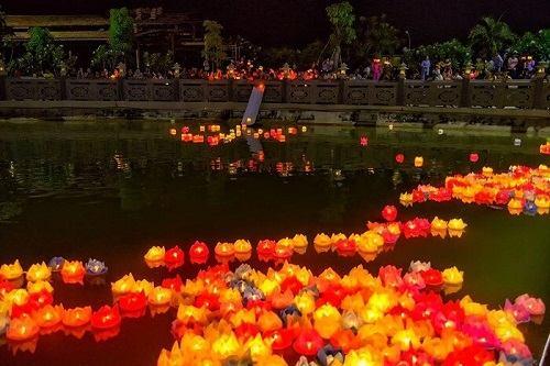 Các hoạt động xã hội tại chùa Thiên Lâm