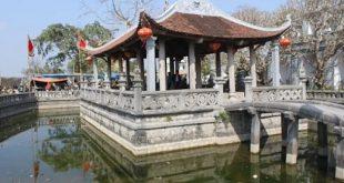 Tìm hiểu về di tích Phủ Giầy Nam Định