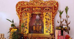 Lịch sử hình thành Ngai thờ