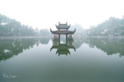 chùa thầy hà nội việt nam