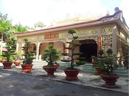Image result for chùa long phước thọ đồng nai
