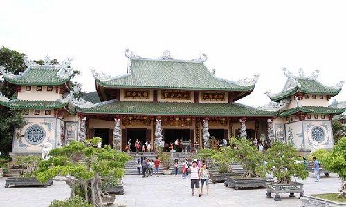 hình ảnh chùa linh ứng đà nẵng
