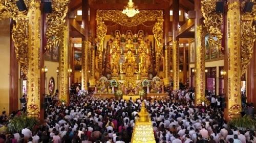 chùa ba vàng lưu ý khi đi lễ