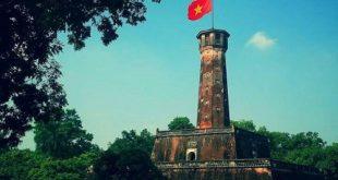 Lịch sử Cột cờ Hà Nội