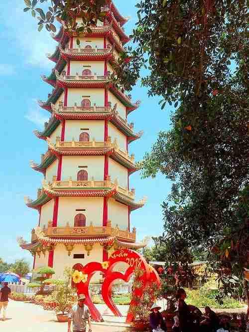 chùa khai nguyên sơn tây hà nội