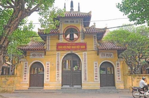 chùa quán sứ hà nội