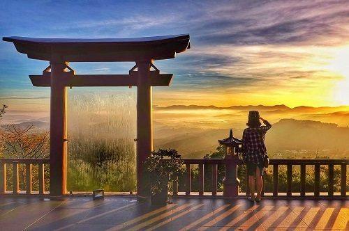 Kinh nghiệm khi đi chùa Linh Quy Pháp Ấn