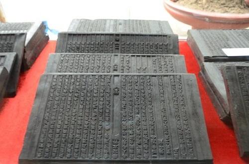 mộc bản chùa vĩnh nghiêm thành di sản tư liệu