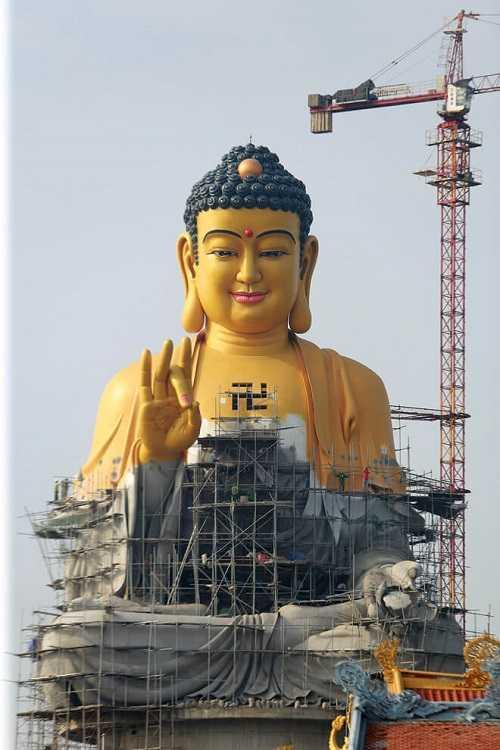 Phật ngọc chùa khai nguyên