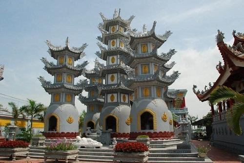 chùa cao linh ở hải phòng