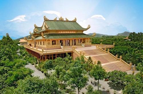 chùa nổi tiếng ở vũng tàu