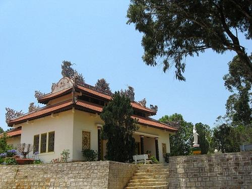chùa linh phong đà lạt