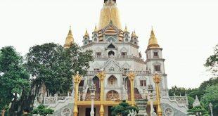 chùa thái lan quận 9