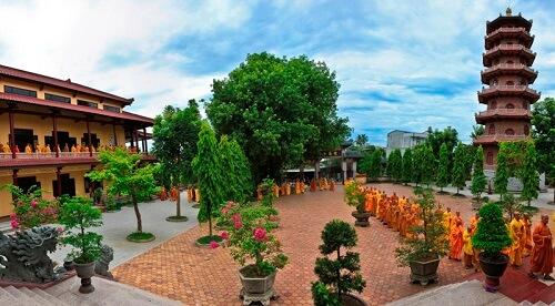 chùa Tư Đàm Huế