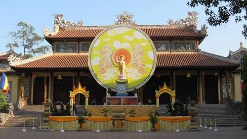 chùa Tư Đàm ở đâu
