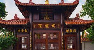 chùa huệ nghiêm địa chỉ