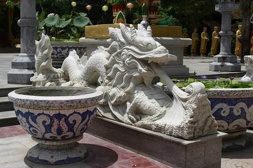 Khuôn viên Thiền viện Phước Sơn