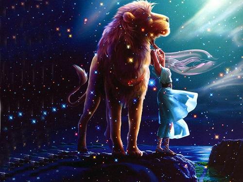 cung sư tử nữ
