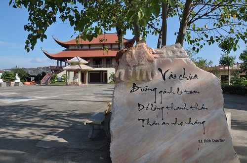 Những lưu ý về chùa Diên Quang Bắc Ninh