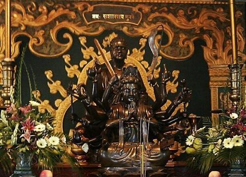 hình ảnh chùa khải đoan
