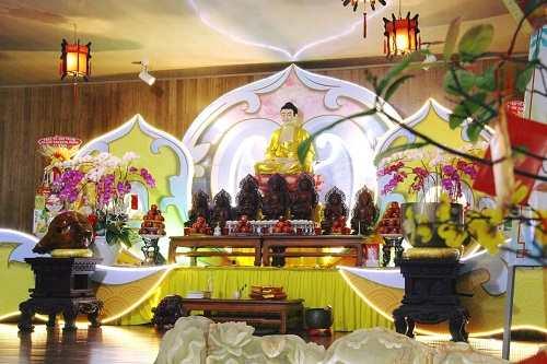 chùa Diệu Pháp Bình Thạnh