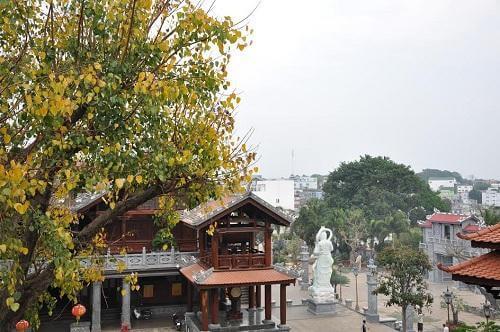 chùa khải đoan