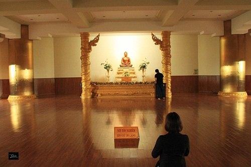 đường đi chùa thái lan quận 9