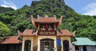 lịch sử chùa tam thanh