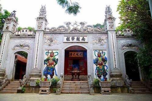 đền thờ thục phán an dương vương