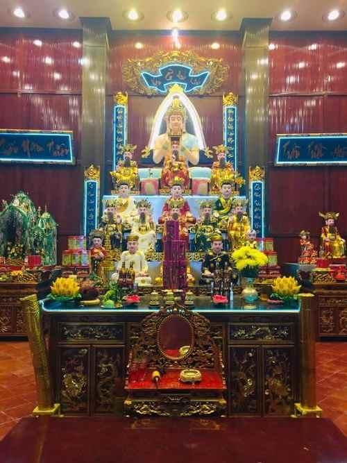 Kiến trúc chùa Phước Quang