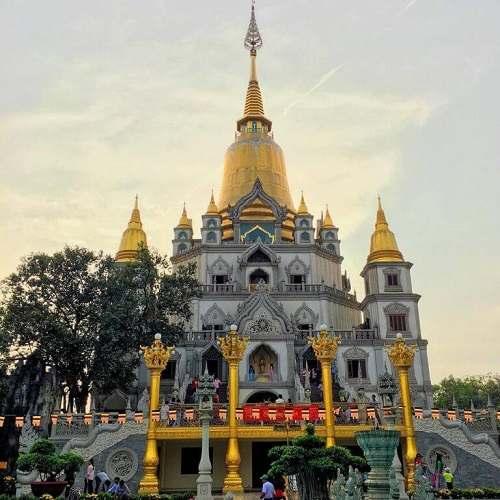 Cách đi đến chùa Bửu Long