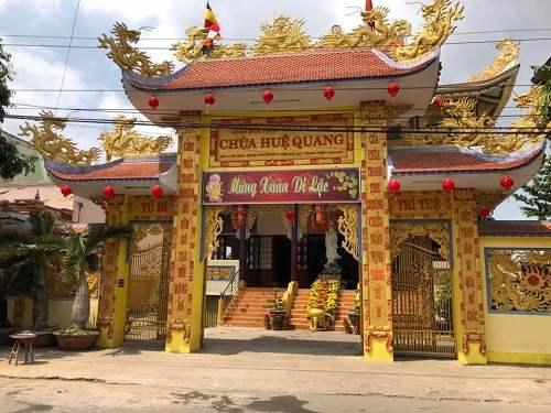 Chùa Huệ Quang