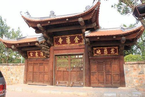 chùa kim liên