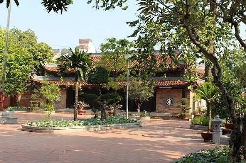 địa chỉ chùa kim liên