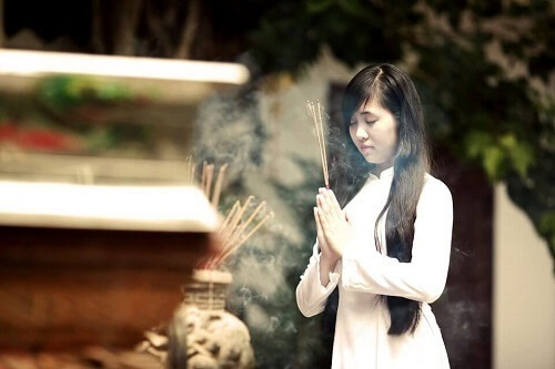 Đi chùa Hương Cầu gì