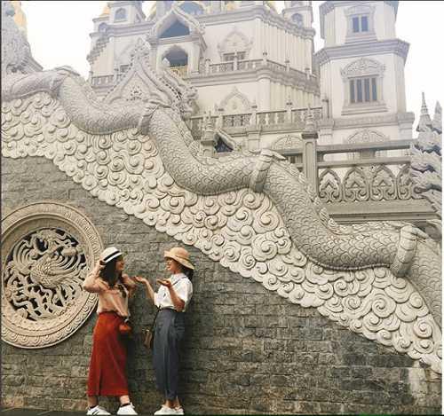 du lịch chùa bửu long